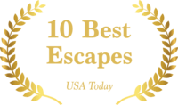 Winner, 10 Best Escape Rooms 2018 by USA Today Reader's Choice