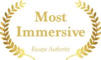 Winner, Escape Authority Keys to Greatness: Most Immersive