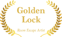 Winner, Room Escape Artist Goldern Lock-in Award 2017