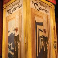 escape game puzzle: The Cabinet of Mysteries